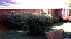 Ballston Spa Public Library