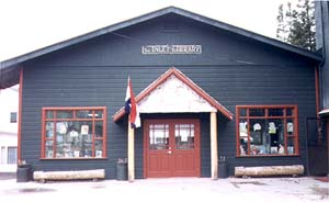 Town of Inlet Public Library
