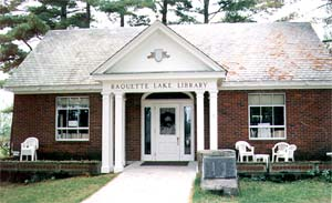 Raquette Lake Free Library