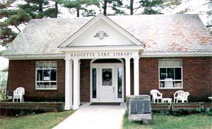 Raquette Lake Free Library