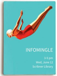 Infomingle @ Scribner Library | Saratoga Springs | New York | United States