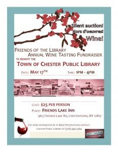 Chester Fundraiser