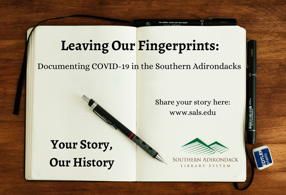 Leaving Our Fingerprints, covid-19 archive form