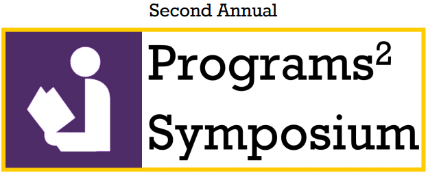 Second Annual Programs2 Symposium